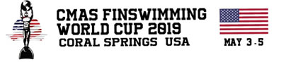 XIV CMAS Finswimming World Cup 2019 – USA