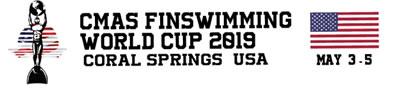 XIV Copa Mundo CMAS de Natación con Aletas 2019 – USA