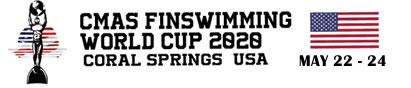 XV Copa Mundo CMAS de Natación con Aletas 2020 – USA