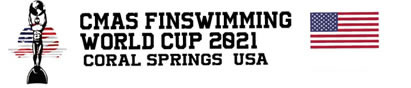 XV CMAS Finswimming World Cup 2021 – USA